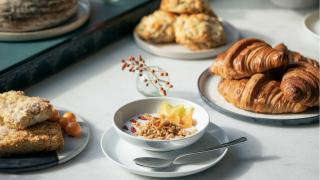 The best Toronto hotels for a staycation | The Annex Hotel breakfast room service