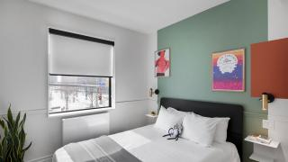 The best Toronto hotels for a staycation | The Drake Hotel's artist loft