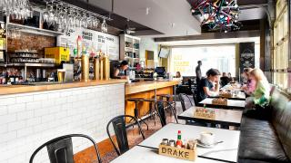 The best Toronto hotels for a staycation | The Drake Hotel restaurant