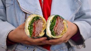 The best sandwiches in Toronto | Roast beef sandwich at Lambo's Deli & Grocery