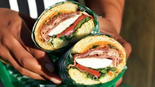 The best sandwiches in Toronto | Italian combo at Lambo's Deli & Grocery