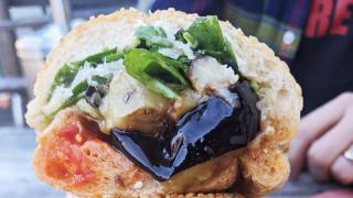 The best sandwiches in Toronto | Norma Gina sandwich at Flora's Deli