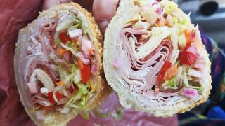 The best sandwiches in Toronto | La Cantina sandwich at Flora's Deli