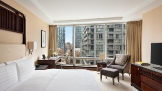 Shangri-La Toronto   Executive King Room