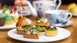 Shangri-La Toronto   Afternoon tea treats