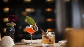 Shangri-La Toronto   Cocktails at the Shangri-La