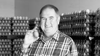 Egg farmers of Canada | Egg farmer Gary West