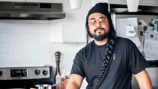 Toronto home cooks and their online food businesses | Wesley Altuna, founder, Bawang