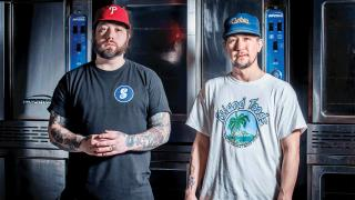 Toronto home cooks and their online food businesses | Jesse Labovitz & Adam Fujiki, co-founders of Sherm's Bagels