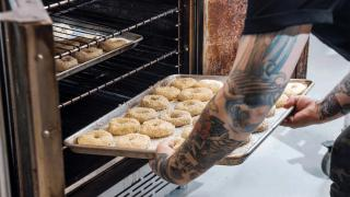 Toronto home cooks and their online food businesses | Baking Sherm's Bagels