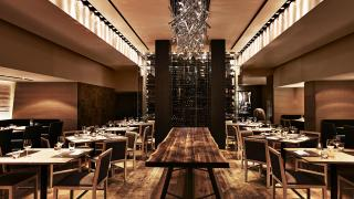Mark McEwan | My Toronto | The dining room at Bymark