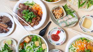 Trinity Bellwoods neighbourhood guide   A spread of Vietnamese fare at Golden Turtle