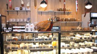 Trinity Bellwoods neighbourhood guide   The cheese counter at Unboxed Market