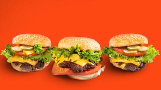 The best new restaurants in Toronto   Three cheeseburgers from GG's Burgers