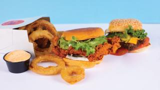 The best new restaurants in Toronto   4 Beach Buns combo from GG's Burgers