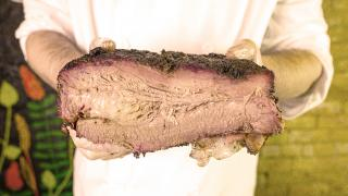The best new restaurants in Toronto   A slab of AAA beef brisket from Camp Smokehouse
