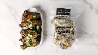 The best new restaurants in Toronto   Betty's classic chicken wings at CoMMO Kitchen