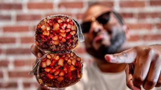 The best new restaurants in Toronto   SoCal burrito at Man vs Fries