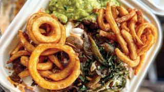 The best new restaurants in Toronto   SoCal Asada Fries at Man vs Fries