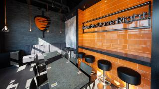 The best new restaurants in Toronto   The slick interior of German Doner Kebab