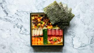 Father's Day dinners and Father's Day gifts   Father's Day Temaki Kit from Minami Toronto