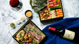 Father's Day dinners and Father's Day gifts   Father's Day meal kits from Minami Toronto