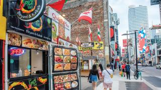 The best Toronto food markets | Spice 66 at the World Food Market