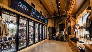 What is craft beer? An essential guide to Ontario craft beer   The gift shop at Cowbell Brewing Co.