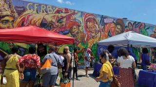 The freshest farmers' markets in Toronto | People shop at the Afro-Carribean Farmers' Market