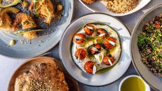 Restaurant review: Azhar Kitchen & Bar on Ossington | Assorted dishes