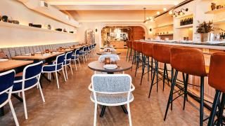 Restaurant review: Azhar Kitchen & Bar on Ossington | Indoor dinning room