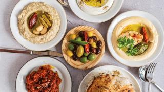 Restaurant review: Azhar Kitchen & Bar on Ossington | Assorted mezze