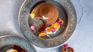 Restaurant review: Azhar Kitchen & Bar on Ossington | Chocolate dessert