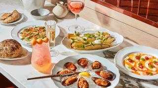 Restaurant Review: Toronto Beach Club | Assorted share plates