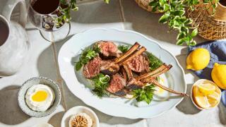 Restaurant Review: Toronto Beach Club | Ontario lamb chops