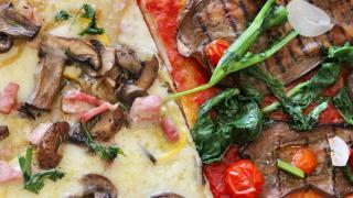 Barocco X Nino, Italian café and trattoria | Barocco X Nino has some of the best pizza a taglio in the city
