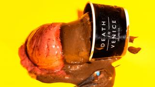 Toronto's coolest gelato by neighbourhood   A cup melting from Death in Venice