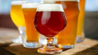 Celebrate International Beer Day   A wide variety of American craft beer