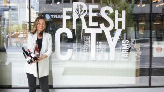 The Bottle Shop at Fresh City Farms | Director of Alcohol Curation and Master Sommelier Jen Huether