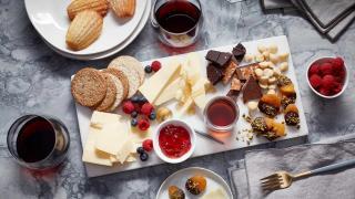 Black River Cheese | A Black River Cheese dessert board