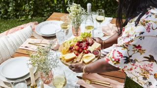 Black River Cheese | A summer party with Black River Cheese