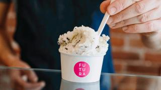 Things to do in Toronto this August 2021 | A cup of gelato from Futura Granita + Gelato