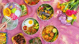 Things to do in Toronto this August 2021 | A picnic from Jatujak