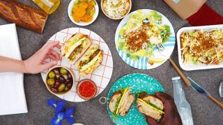 Things to do in Toronto this August 2021 | A picnic from Stefano's Sandwiches