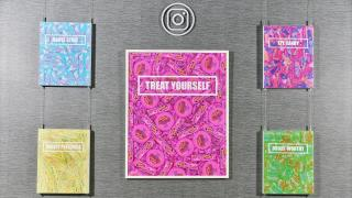 Things to do in Toronto this August 2021 | Candy prints hang on the wall at Candyland