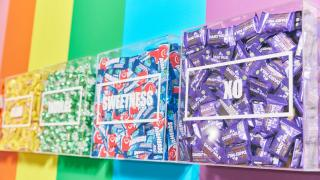 Things to do in Toronto this August 2021 | Candy wall installations at Candyland