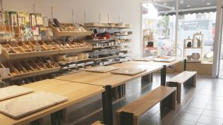 Places offering cool cooking classes in Toronto | Inside Madame Gateaux where baking classes are offered