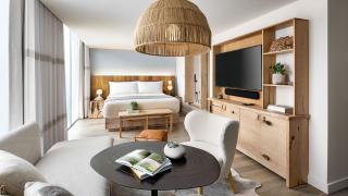 1 Hotel Toronto   Clean design in the 1 Hotel suites