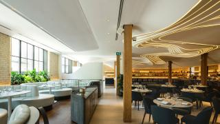 Restaurant review: Vela Toronto   Daytime at the King West space