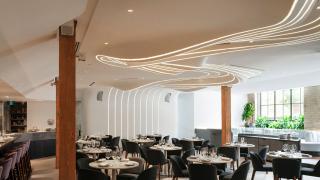 Restaurant review: Vela Toronto   Inside the King West space